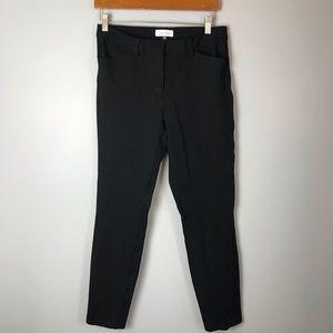 Calvin Klein size 8 Black Career Pants